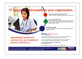 healthcare solutions for your hospital and practice efficiency